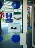 Automatic door  ?