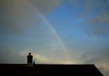 Rainbow on my Roof