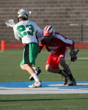 Seton Catholic Central's Boys Lacrosse Team versus Owego Free Academy in the Section 4 Playoffs