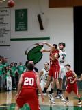 Seton Catholic Central High School's Boys Basketball Team versus Chenango Valley High School