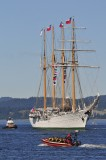 Tall Ships Foreign Navy Visits