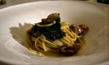 Spaghetti con broccoli e vongole