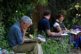 Lettore e artisti