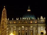 S.Pietro by night