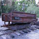 Leslie Salt 4 Side dump hopper