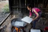 Recent visit to Muang Sing, recording Food preparation.
