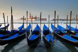 San Giorgio Maggiore with Gondolas  11_DSC_1291