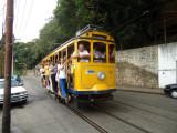 Tram in Rio de Janeiro