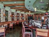 Interior of Travinia Restaurant in Biltmore Town Square