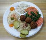 20120815_122225 Pita House Vegetarian Plate