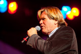 Hermans Hermits Peter Noone with Lou Christe
