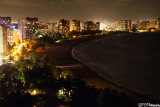 Isla Verde  de noche