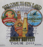 Jimmy Buffett FINLAND Tour Hampton VA 2011