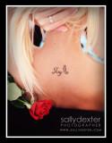 girl rose joy