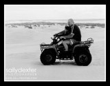 quadbike at wedge island