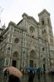 Santa Maria del Fiore and Giotto's Campanile3594