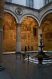 The Cortile and Putto Fountain3679