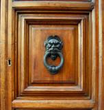 A Fierce Door Ornament4090