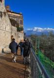 On the Passeggiata Lungo le Mura4091