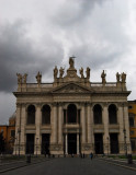 San Giovanni in Laterano & Santa Croce in Gerusalemme