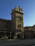15th Century Clock Tower on Piazza Erbe2824