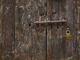 An Old Door and its Lock2970