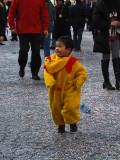 Carnevale Parade in Rome