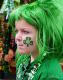 The Face of St Patrick's Day