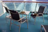 Room Service at Sea