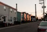 Morning light Dorchester Street