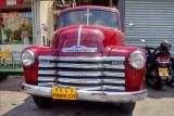 The Restored Chevrolet