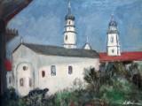 Biserica manastirii Agapia(colectie particulara)