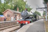 4953 leaving Crowcombe Heathfeild in 2009.