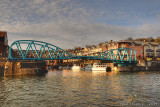 Hotwells swing bridge.