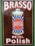 Sign - Brasso.