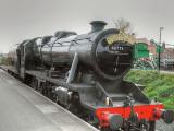 Severn Valley Railway - Class 8F 48773
