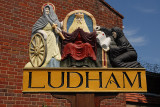 Ludham village sign