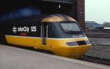 253006 Class 43013 at Darlington 1987.