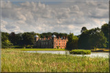 Blickling Hall from across the lake.