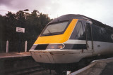 Class 43019 at Bodmin Parkway  - Cornwall 1999.