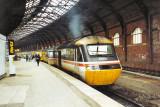 Class 43042 at Darlington 15 June 1991.