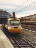 Class 43042 at northbound - Darlington 15 June 1991.