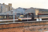 Class 43094 at York - August 1989.