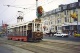 Blackpool  -619, known as the toast rack- oldest tram- Jun 1992.jpg
