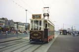 Blackpool  -619, on the return journey to Talbot Square- Jun 1992.jpg
