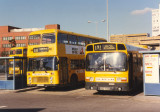 WJM 831T & NRO 159M - Bracknell, Berks - Apr 1990.jpg