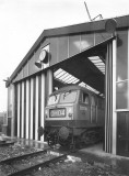 D1791 on shed - location unknown..