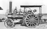 Traction Engine - 17 May 1973 - location unknown..