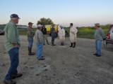Operation Migration - Whooping Crane flight training