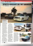 POWER WHEELS Magazine BMW E30 ///M3